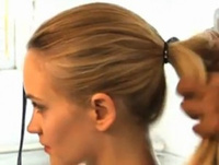 comment coiffer cheveux long