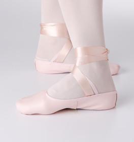 comment coudre ruban sur chausson de danse