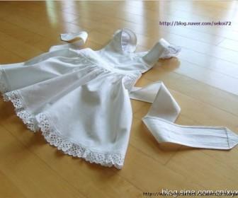 comment coudre une robe d'interieur