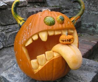 comment décorer halloween