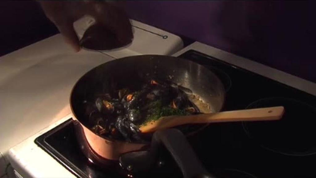 Comment faire cuire des moules - Comment cuisiner des moules surgelees ...