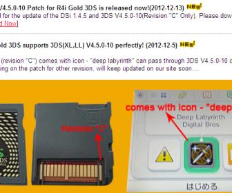 comment mettre jeux 3ds sur r4