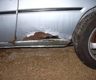 comment réparer carrosserie