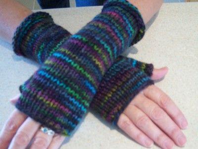 comment tricoter les doigts des gants
