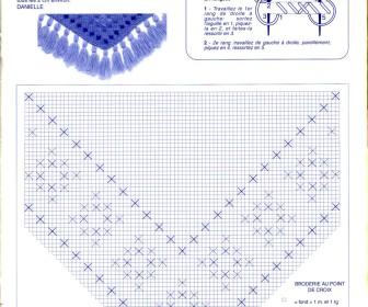 comment tricoter un poncho