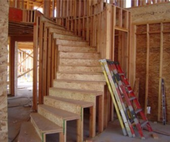 comment construire escalier