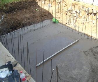 comment construire piscine