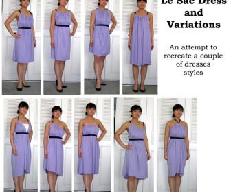comment coudre à la main une robe