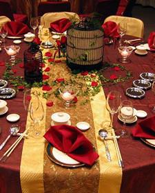 comment décorer table