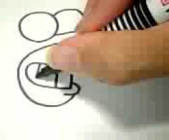 comment dessiner homer simpson en entier