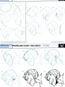 comment dessiner one piece