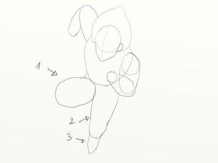 Comment dessiner sangoku - Dessiner dragon ball z ...