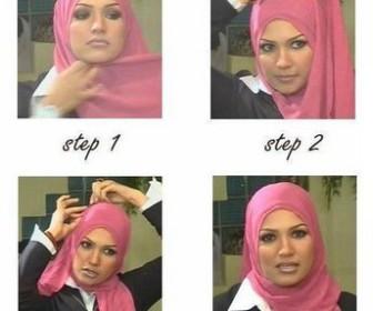 comment faire 7ijab