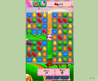 comment faire niveau 76 candy crush