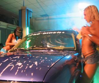 comment laver sa voiture
