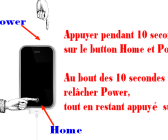 comment mettre son iphone en mode dfu