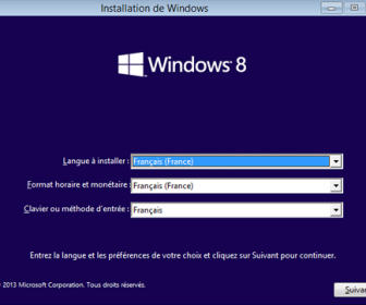 comment mettre windows 8.1