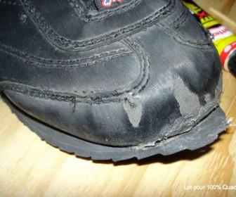 comment réparer des chaussures