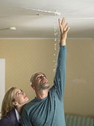 comment réparer fissure plafond