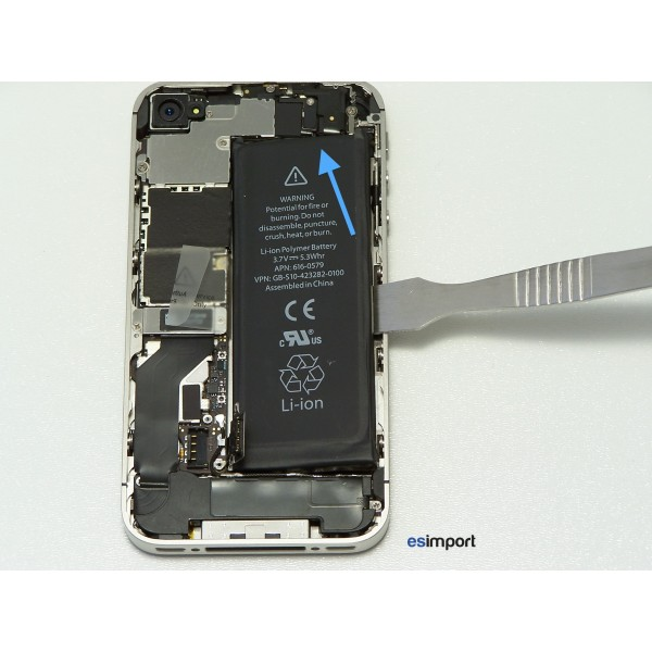 Comment Reparer Un Iphone 4