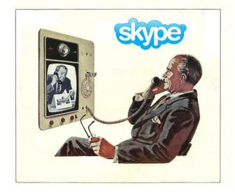 comment réparer skype