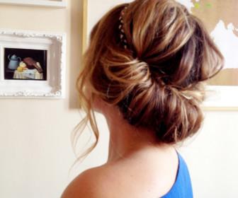comment se coiffer avec un headband