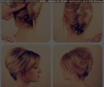 comment se coiffer cheveux courts