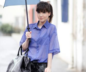 comment se coiffer quand il pleut