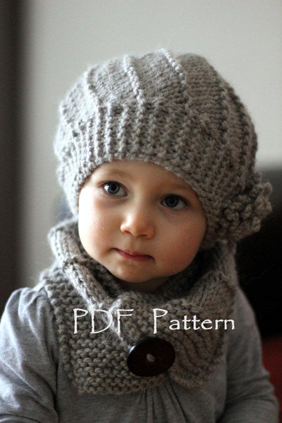 comment tricoter 1 bonnet