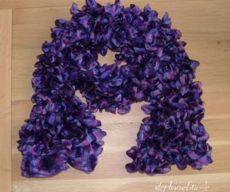 comment tricoter zeno tissu