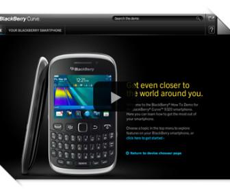 comment ça marche blackberry curve 9320