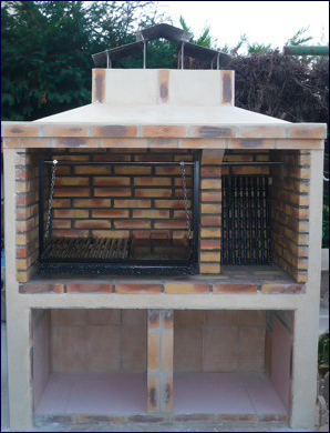 Comment construire barbecue for Construire barbecue exterieur