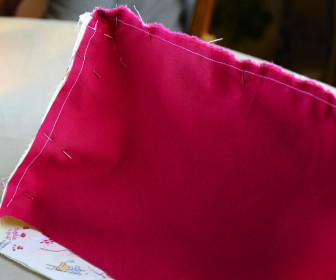 comment coudre le fond d'un sac