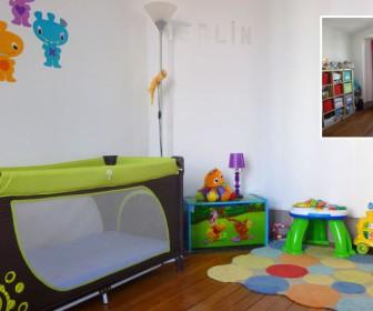 comment décorer chambre bébé