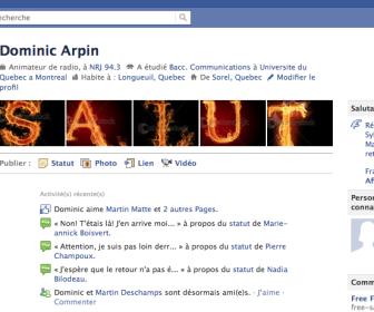 comment décorer facebook