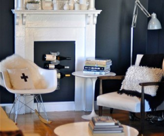 comment d corer une chemin e qui ne sert plus. Black Bedroom Furniture Sets. Home Design Ideas