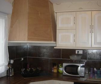 comment décorer une hotte de cuisine