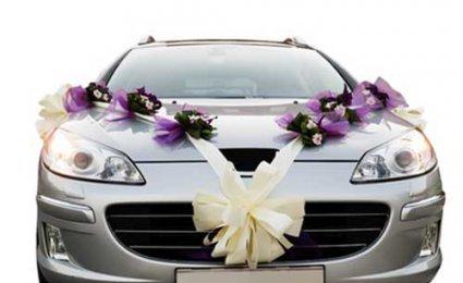 Comment d corer voiture de mariee - Decoration voiture de mariee ...