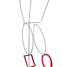 comment dessiner iron man étape par étape