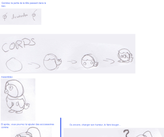 comment dessiner tiplouf