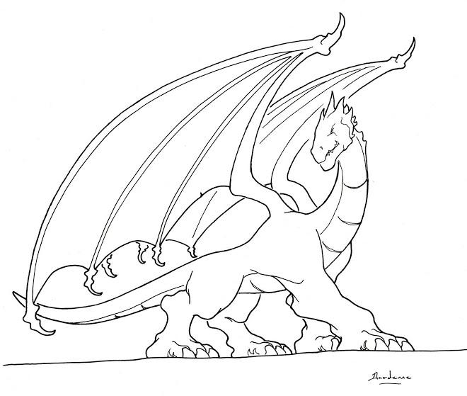 Comment dessiner un dragon - Comment dessiner un dragon chinois ...