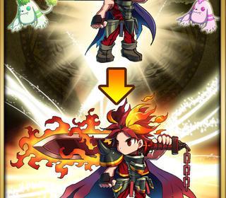 comment faire evoluer vargas de feu
