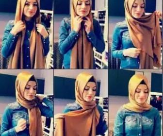 comment faire hijab