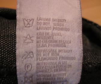 comment laver jean enduit