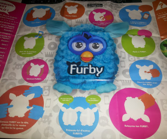 comment marche furby