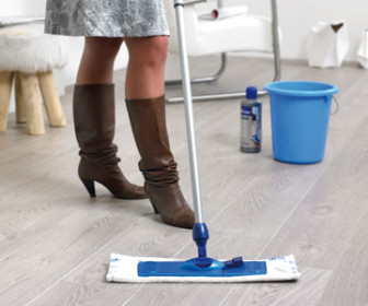 comment nettoyer quick step