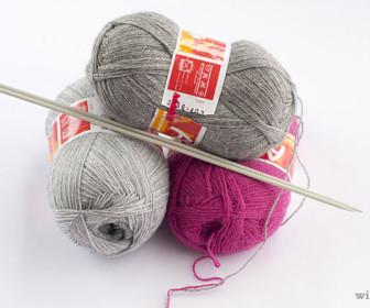 comment tricoter 1 echarpe