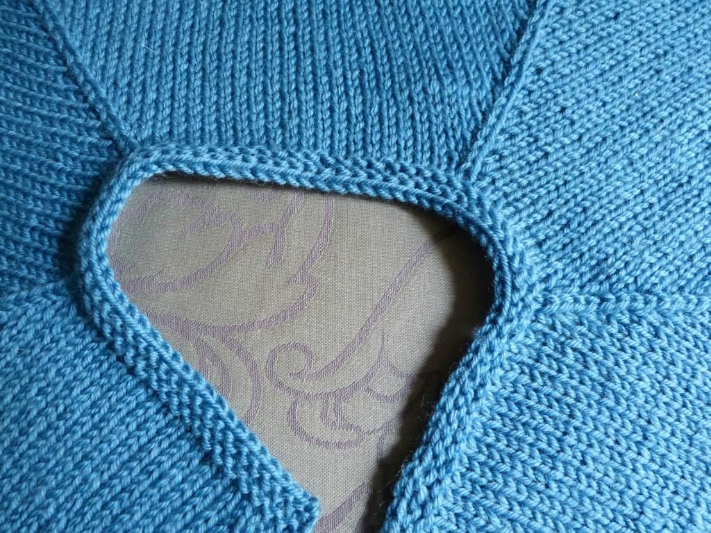 comment tricoter 3 mailles dans 1 maille