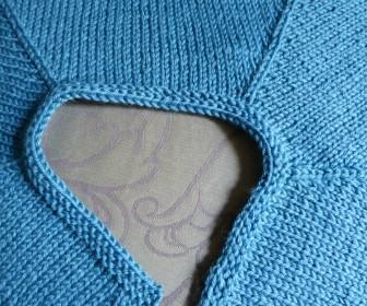 comment tricoter 3 mailles dans la même maille