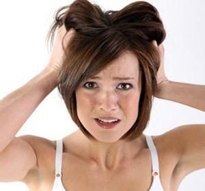 comment coiffer cheveux gras